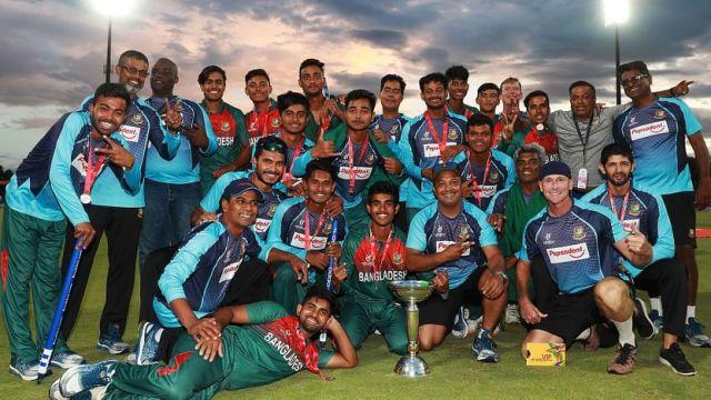 ICC UNDER-19 WORLD CUP: भारत को 3 विकेट से हराकर पहली बार चैंपियन बना बांग्लादेश