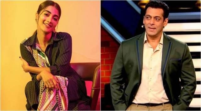 सलमान खान के साथ इस फिल्म में नजर आएंगी एक्ट्रेस पूजा हेगड़े