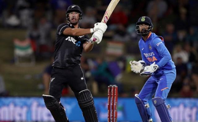 न्यूजीलैंड ने किया क्लीन स्वीप, भारत से सीरीज 3-0 से जीती