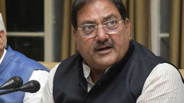 दिल्ली में आप की जीत पर अभय चौटाला ने दी केजरीवाल को बधाई और कहा...