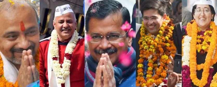 पुरानी टीम के साथ ही नई सरकार चलाएंगे Kejriwal !