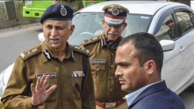 एसएन श्रीवास्तव बने दिल्ली के नए पुलिस कमिश्नर,  दंगे के वक्त मिली थी कानून-व्यवस्था की कमान