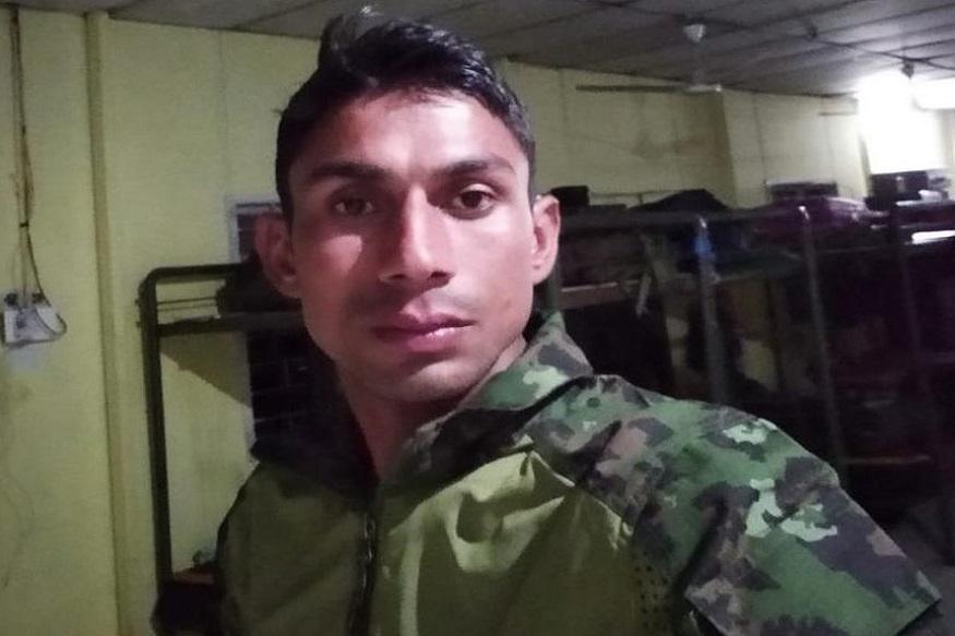 जम्मू-कश्मीर में आतंकियों के साथ मुठभेड़ में गुरुग्राम का जवान शहीद