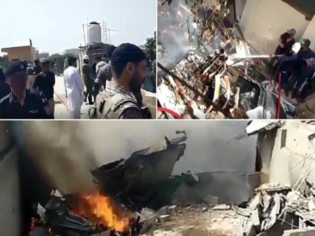लाहौर से कराची जा रहा विमान हुआ क्रैश, हादसे पर PM मोदी ने जताया दुख