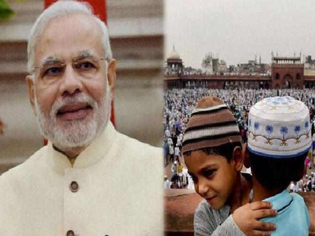 राष्ट्रपति कोविंद और PM मोदी ने दी ईद-उल-फितर की बधाई, सभी के स्वस्थ रहने की कामना की
