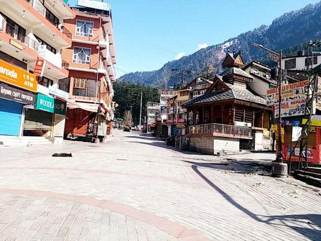 कोरोना संकट: हिमाचल प्रदेश के हमीरपुर और सोलन में 30 जून तक बढ़ा लॉकडाउन