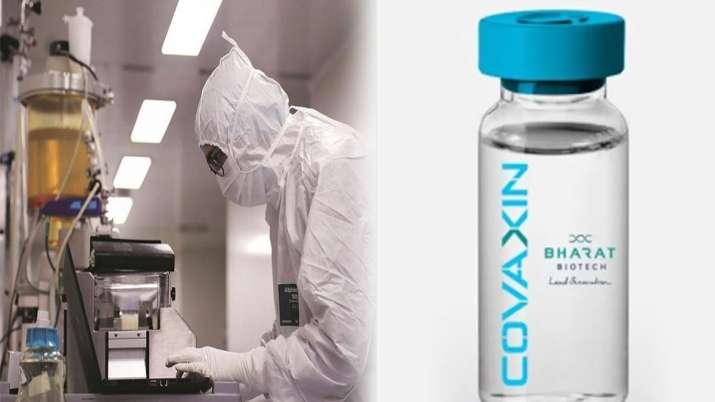 15 अगस्त को लॉन्च हो सकती है कोरोना की देसी वैक्सीन COVAXIN