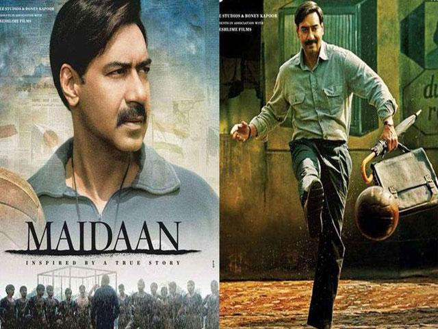 कोरोना के चलते पोस्टपोन हुई Ajay Devgan की फिल्म 'मैदान',अब अगले साल इस दिन होगी रिलीज