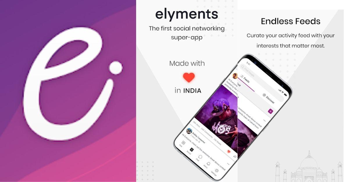 भारत का पहला स्वदेशी सोशल मीडिया ऐप Elyments हुआ लॉन्च, जानें इसमें क्या है खास