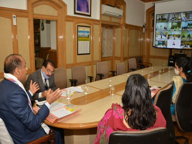 महिलाओं और बच्चों के समग्र विकास-कल्याण पर 586.82 करोड़ रुपये व्यय कर रही हैं HP सरकार: जयराम ठाकुर