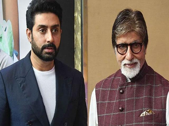 बॉलीवुड के महानायक अमिताभ और उनके बेटे अभिषेक कोरोना पॉजिटिव, मुंबई के Nanavati अस्पताल में भर्ती