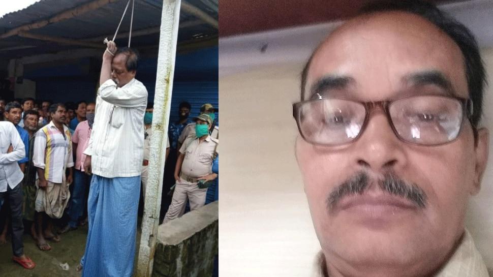 पश्चिम बंगाल: फंदे पर लटका मिला BJP विधायक का शव