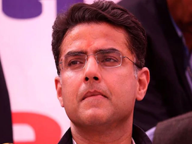 राजस्थान संकट: कांग्रेस ने सचिन पायलट को उपमुख्यमंत्री और प्रदेश अध्यक्ष के पद से किया बर्खास्त