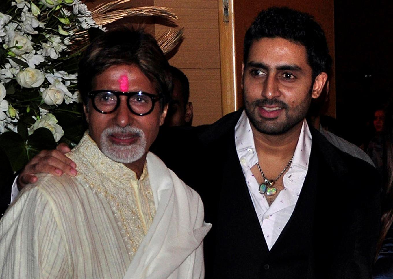 अमिताभ बच्चन की कोरोना रिपोर्ट आई नेगेटिव, अभिषेक बच्चन ने दी जानकारी