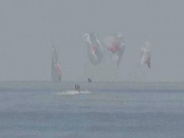 Mexico की खाड़ी में उतरा SpaceX ड्रैगन, 45 साल में पहली बार NASA का स्प्लैशडाउन