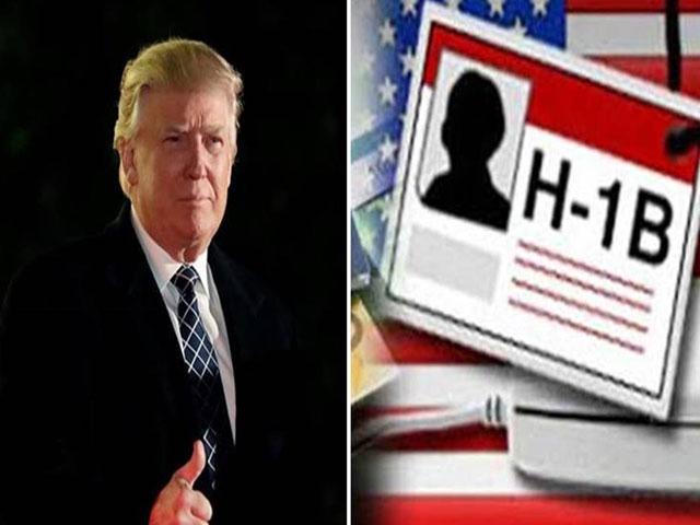 ट्रंप प्रशासन ने H-1B वीजा में छूट का किया ऐलान, इन शर्तों पर अमेरिका में एंट्री की मिली अनुमति