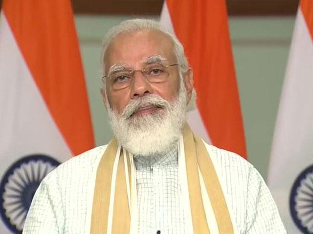 PM मोदी ने टैक्स सिस्टम में सुधार के लिए लॉन्च किया एक नया प्लेटफॉर्म, पढ़ें संबोधन की बड़ी बातें