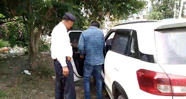 फरीदाबाद : 15 अगस्त को लेकर जिला पुलिस हाई अलर्ट पर, गहनता से की जा रही है वाहनों की चेकिंग