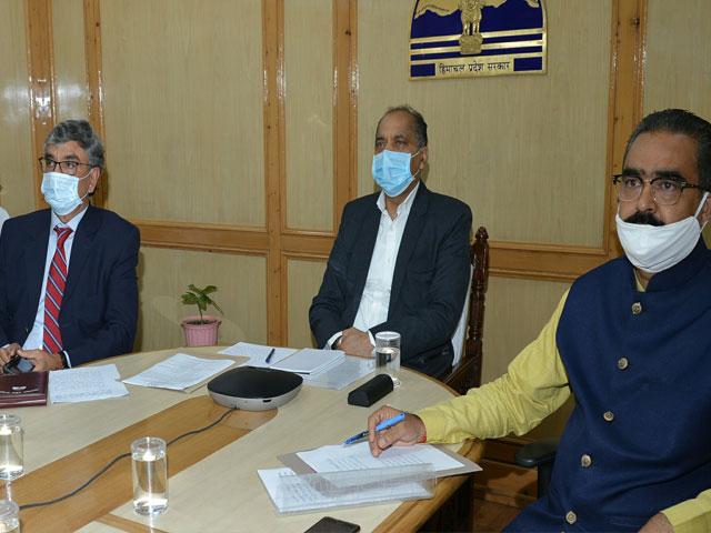 CM जयराम ठाकुर बोले- अर्थव्यवस्था बहाली के लिए सरकार कर रही हर संभव प्रयास