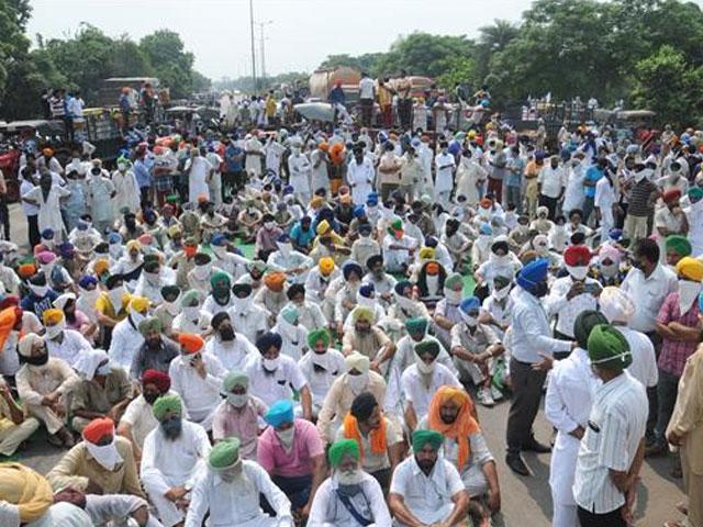 किसानों ने 25 सितंबर को 'पंजाब बंद' का किया आह्वान, AAP ने पूर्ण समर्थन देने का किया एलान