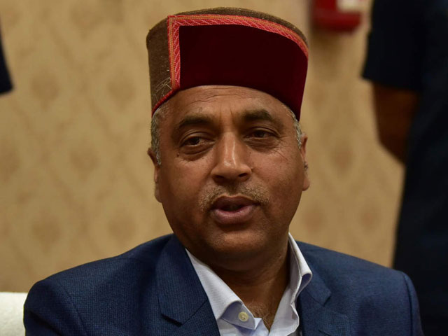 पड़ोसी देशों की हर साजिश का माकूल जवाब देने के लिए तैयार है भारत : CM जयराम ठाकुर