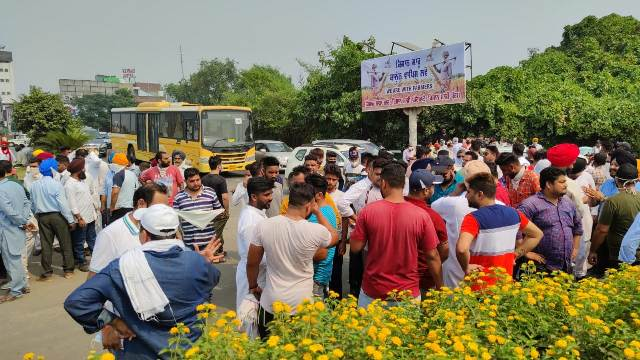 कृषि बिल के खिलाफ मैदान में उतरे नवजोत सिंह सिद्धू, केंद्र सरकार पर बोला हमला