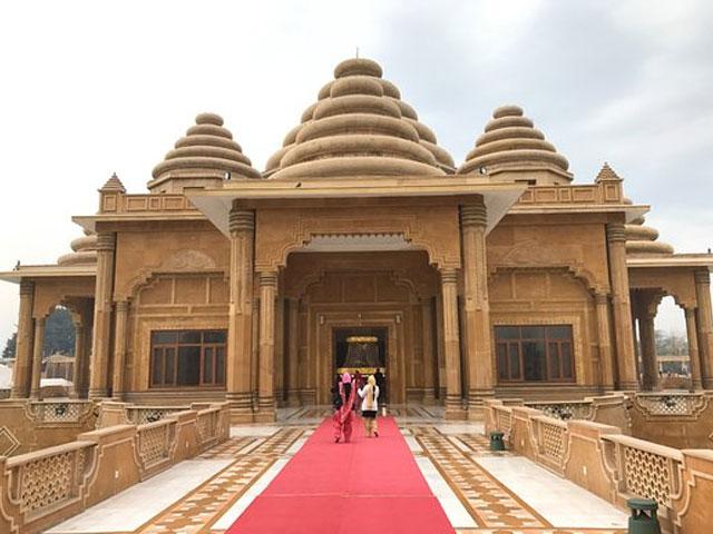 अमृतसर में स्थित राम मंदिर को मिली बम से उड़ाने की धमकी, पुलिस ने अज्ञात लोगों पर दर्ज की FIR