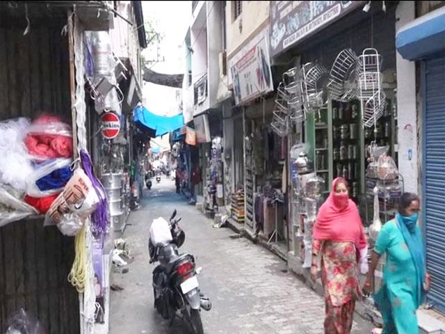 सोलन में कोरोना का कहर जारी, बाजार-शॉपिंग कॉम्प्लेक्स पड़े खाली