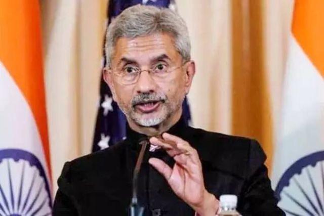 भारत-चीन तनाव: विदेश मंत्री एस जयशंकर बोले- सीमा पर हालात गंभीर, बातचीत से ही निकालना पड़ेगा हल