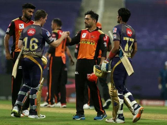 IPL 2020 KKRvsSRH: कोलकाता ने हैदराबाद को 7 विकेट से हराया, दर्ज की सीजन की पहली जीत