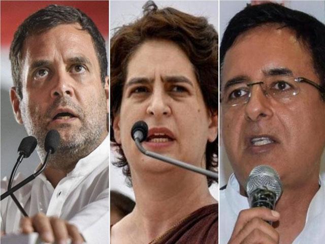 गैंगरेप केस:कांग्रेस का UP सरकार पर वार,कहा-BJP का नारा 'बेटी बचाओ' नहीं,'तथ्य छुपाओ, सत्ता बचाओ' है