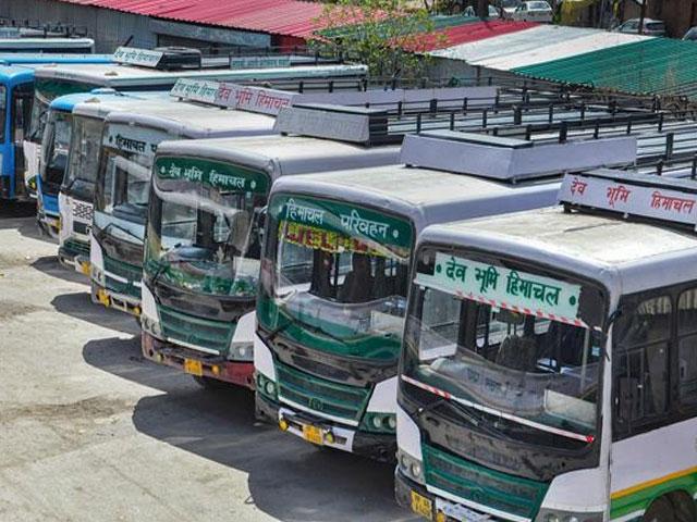 अच्छी खबर : हिमाचल प्रदेश में आज से शुरू होगी अंतरराज्यीय बस सेवा