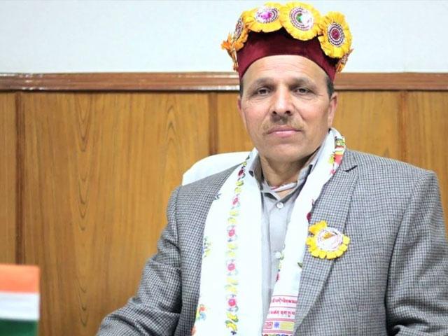 हिमाचल के CM के बाद अब तकनीकी मंत्री रामलाल मारकंडा हुए कोरोना पॉजिटिव, ट्वीट कर दी जानकरी