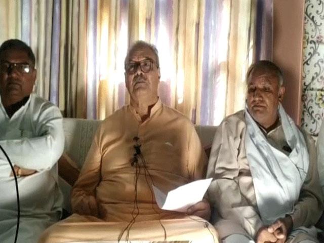बरोदा उपचुनाव से पहले BJP को बड़ा झटका, Parminder Singh Dhull ने पार्टी को कहा अलविदा