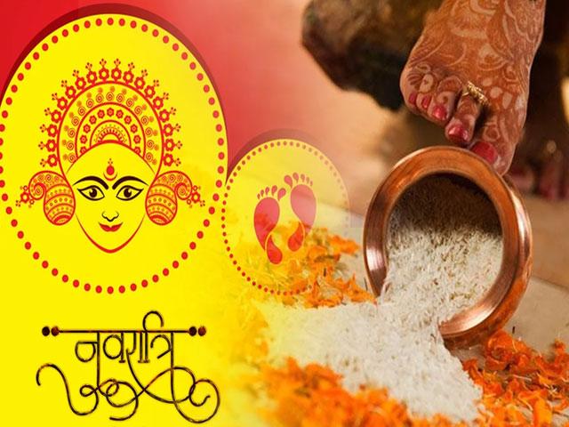 Shardiya Navratri 2020 : इस बार नवरात्रि में कर रहे हैं गृह प्रवेश, तो इन बातों का रखें विशेष ध्यान