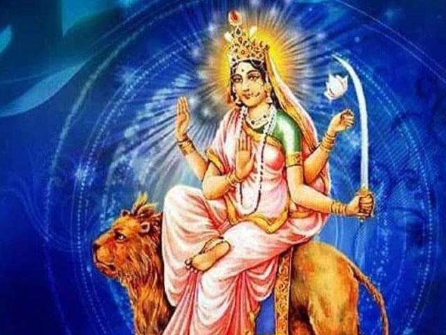 छठा नवरात्र:मां कात्यायनी की पूजा से मिलता है योग्य जीवनसाथी,जाने मंत्र, भोग और शुभ रंग के बारे में