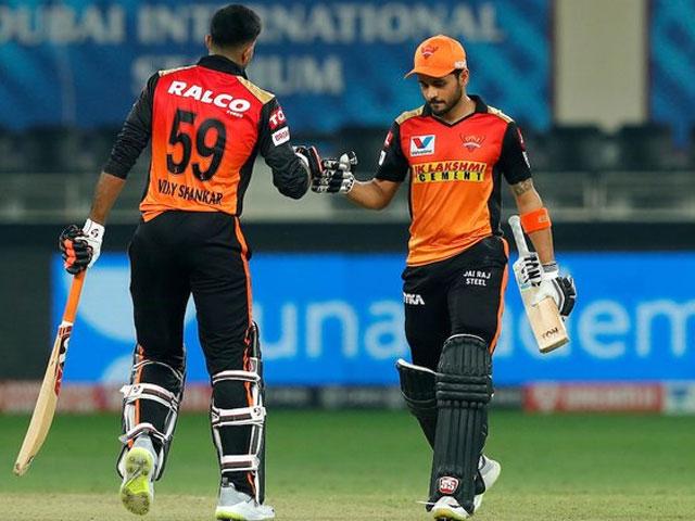 IPL 2020 RR vs SRH: सनराइजर्स हैदराबाद ने राजस्थान रॉयल्स को 8 विकेट से हराया, ये रहे जीत के हीरो