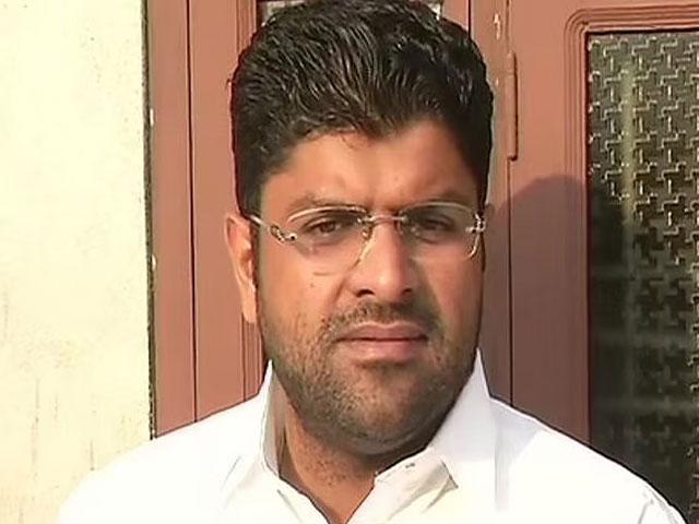 एमएसपी के नाम पर किसानों के साथ धोखा कर रही है पंजाब सरकार : दुष्यंत चौटाला