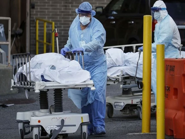 अमेरिका में कोरोना वायरस से अब तक 2.24 लाख से अधिक लोगों की मौत