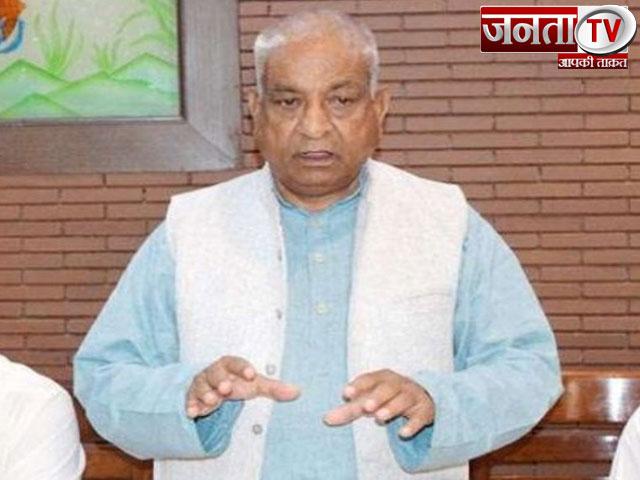 हरियाणा के पूर्व मंत्री ओम प्रकाश जैन का निधन, CM मनोहर लाल ने जताया शोक