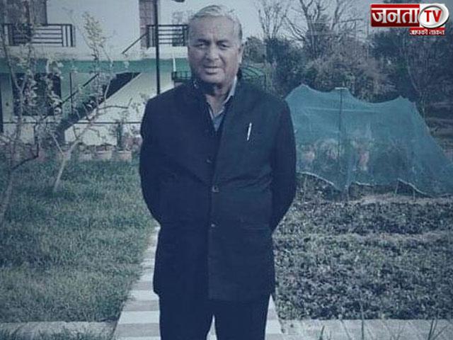 हिमाचल प्रदेश विधानसभा के पूर्व अध्यक्ष पंडित तुलसी राम का निधन, CM जयराम ठाकुर ने जताया शोक
