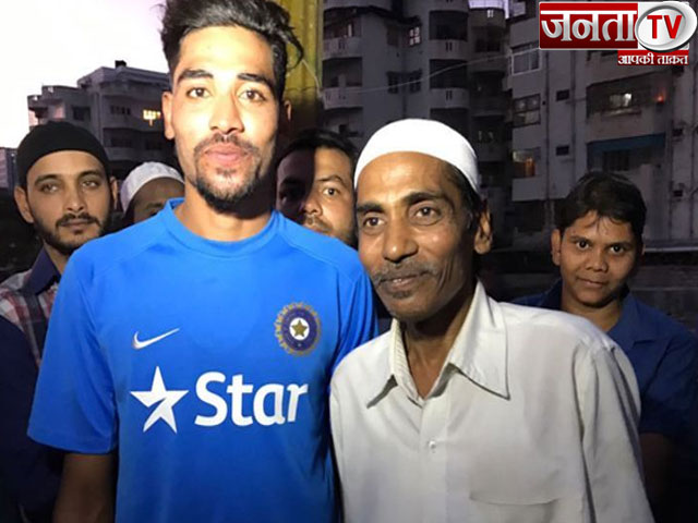 टीम इंडिया के खिलाड़ी मोहम्मद सिराज के पिता का निधन, अंतिम संस्कार में नहीं हो पाएंगे शामिल