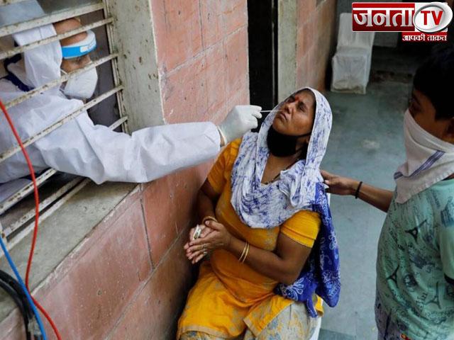 दिल्ली में कोरोना का कहर जारी, 24 घंटे में 6,746 नए मामले आए सामने, 121 लोगों की मौत