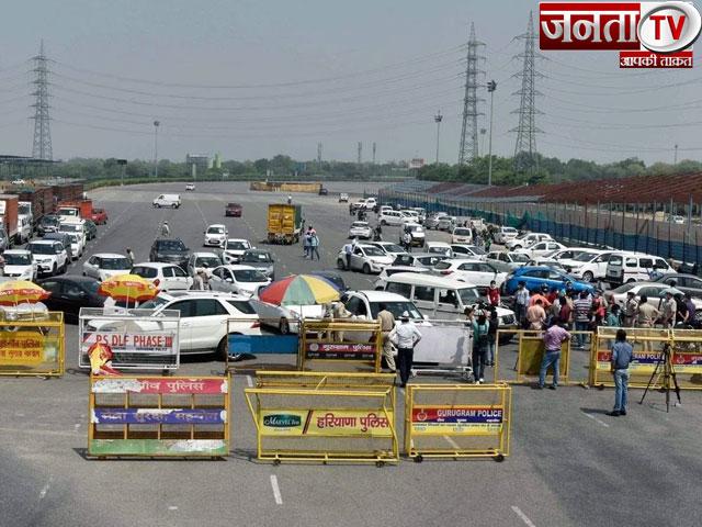 'दिल्ली चलो' आह्वान के मद्देनजर हरियाणा सरकार ने यात्रियों के लिए जारी की ट्रैवल एडवाइजरी