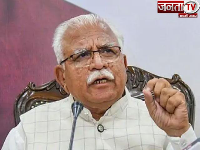 CM मनोहर लाल की किसानों से अपील- अपने सभी मुद्दों के लिए केंद्र से करें सीधे बातचीत