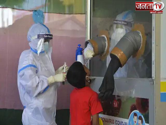 देश में बीते 24 घंटो में कोरोना के 36,594 नए केस आए सामने, कुल संक्रमितों का आंकड़ा 96 लाख के पार