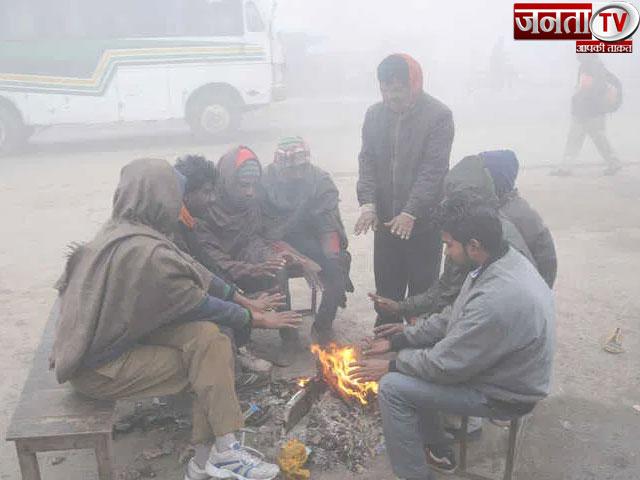 हरियाणा में ठंड का प्रकोप बरकरार, प्रदेश में आज सबसे ठंडा स्थान रहा हिसार