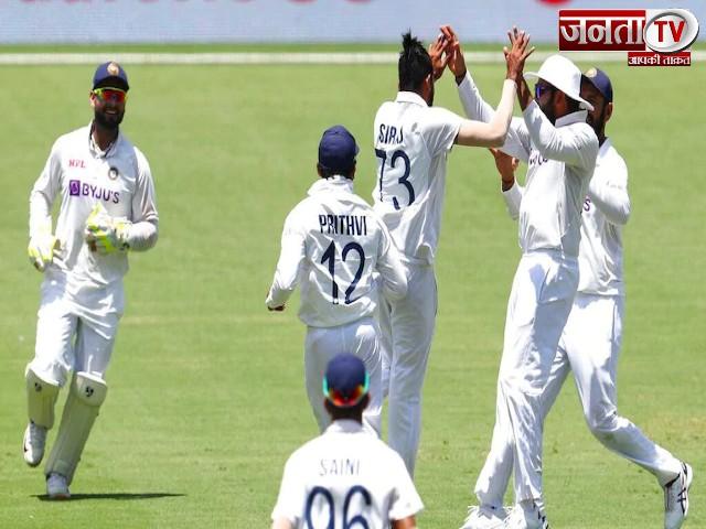 IND vs AUS :टीम इंडिया को पांचवें दिन बनाने होंगे 324 रन,चौथे दिन भी बारिश के कारण पूरा नहीं हुआ खेल