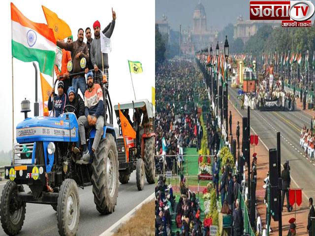 गणतंत्र दिवस और किसान ट्रैक्टर रैली के मद्देनजर दिल्ली ट्रैफिक पुलिस ने जारी की एडवाइजरी