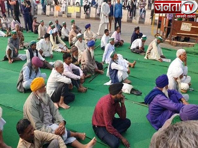 गाजीपुर बॉर्डर बेहद कम हुई आंदोलन कर रहे किसानों की संख्या, जानें वजह
